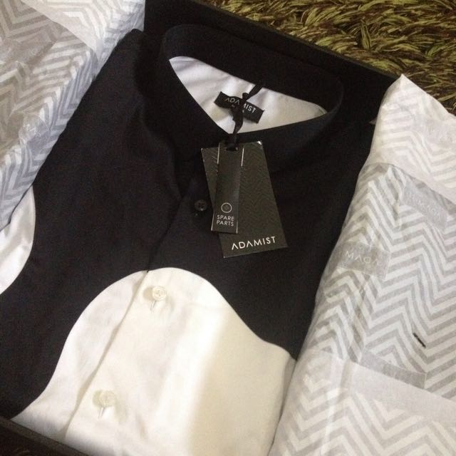 Heath Long Sleeve Shirts by ADAMIST
