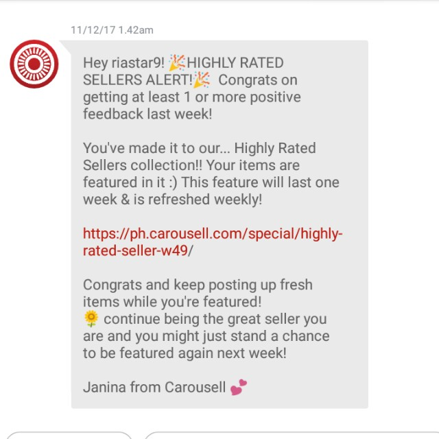 Highly Rate Seller Alert!!
