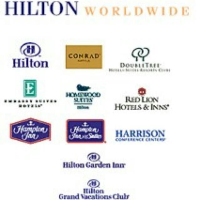 Hilton hotel,  Free Daily breakfast, Free Executive Lounge access (Worldwide)