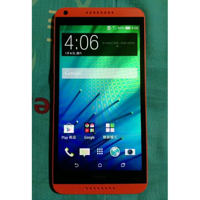 HTC Desire816 D816x (零件機)