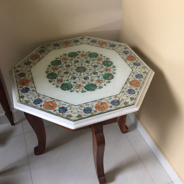 Groovy Inlay Marble Top Fro Agra Taj Mahal India Furniture Download Free Architecture Designs Scobabritishbridgeorg