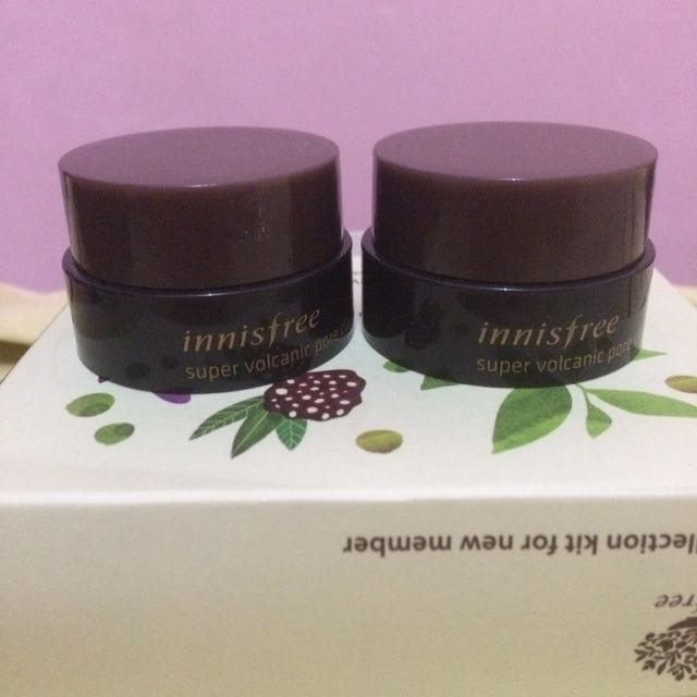 Innusfree Super Volcanic Pore Clay Mask