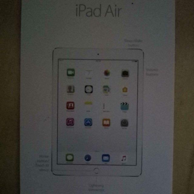 Ipad Air 2 128g