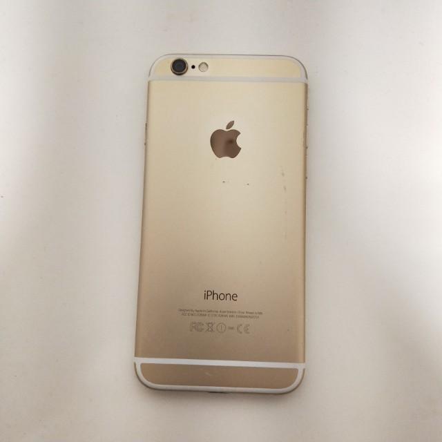iPhone6.64G 4.7吋 金色