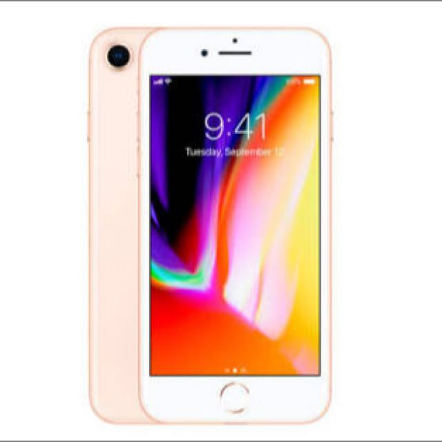 iPhone 8 256GB BRAND NEW UNOPENED