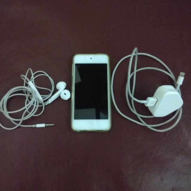 Ipod Touch 5  64GB Silver