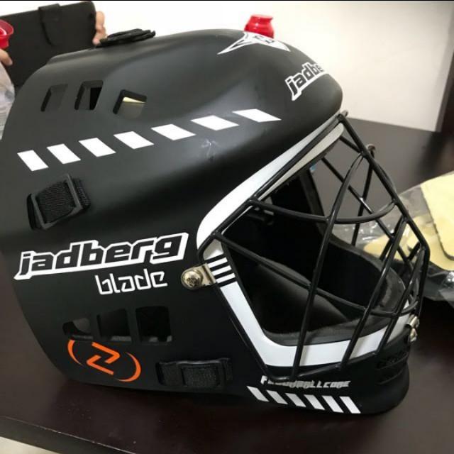 Jadberg Floorball Goalie Helmet 39d682a391c02