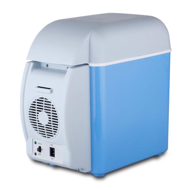 Kulkas portabel dingin dan panas