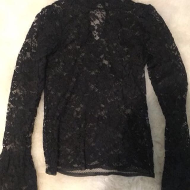 Lace top size 6/8