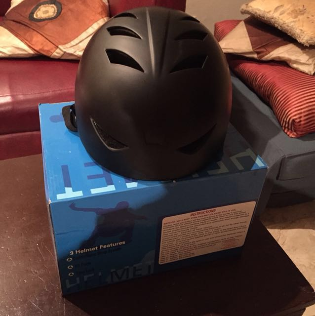 Landway Helmet Nutshell Bicycle/skating helmet
