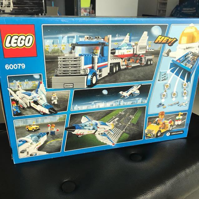 Lego City Plane 60079, Toys & Games, Bricks & Figurines on Carousell