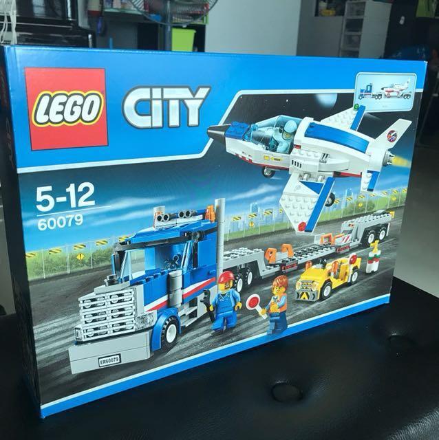 Lego City Plane 60079, Toys & Games, Toys on Carousell