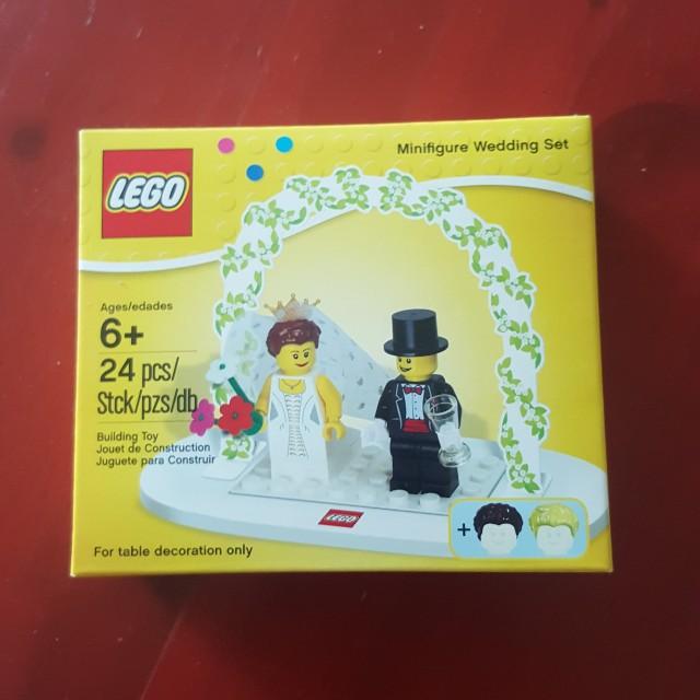 photo photo photo & lego wedding set Toys \u0026 Games Others on Carousell