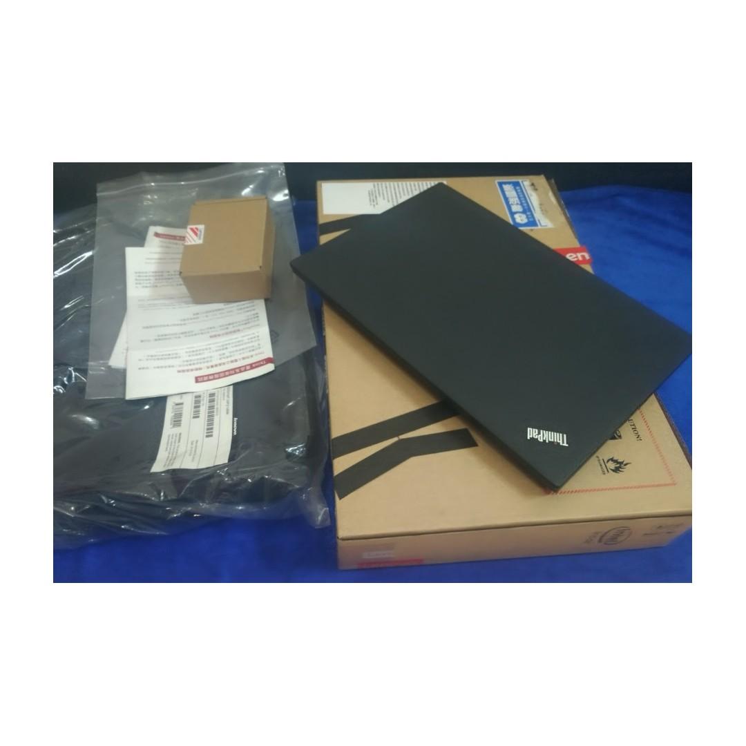 Lenovo ThinkPad T460 i5-6200U 保固到 2019/11