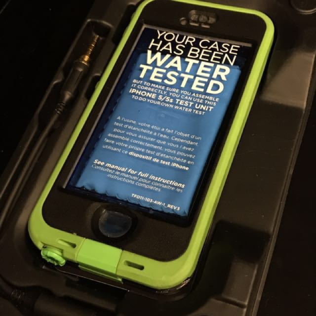 Lifeproof Nuud For Iphone 5 5s Se Electronics Mobile Tablet