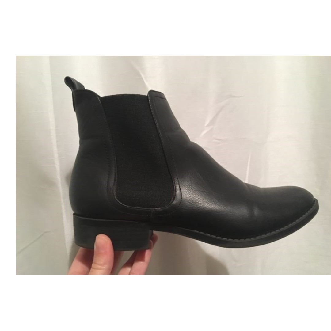 Lipstik Ashlee Ankle Boots