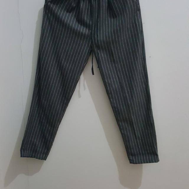 Magnolia stripe pants