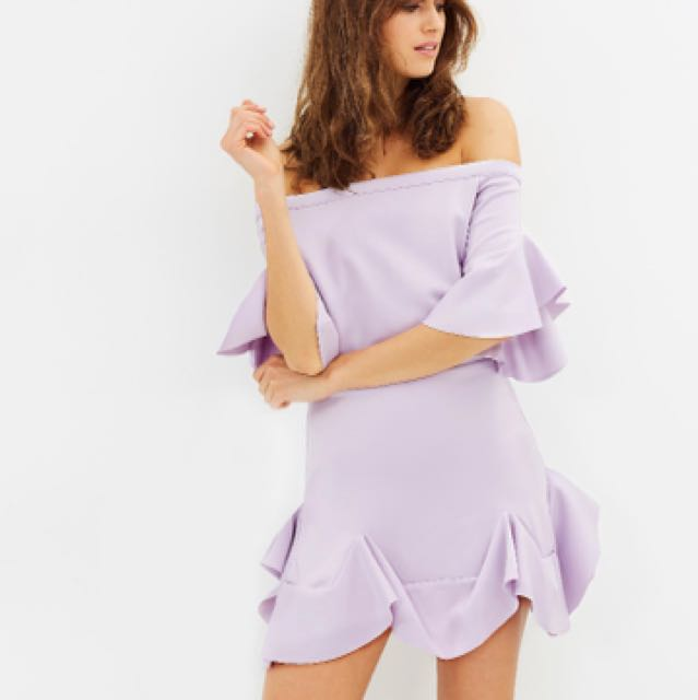 Maurie and Eve Jagger Dress