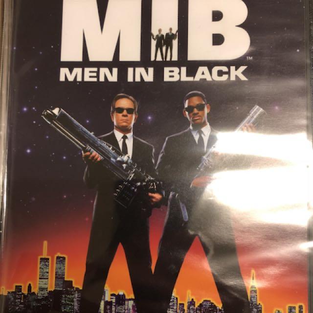Men In Black 威爾史密斯 中文字幕絕版
