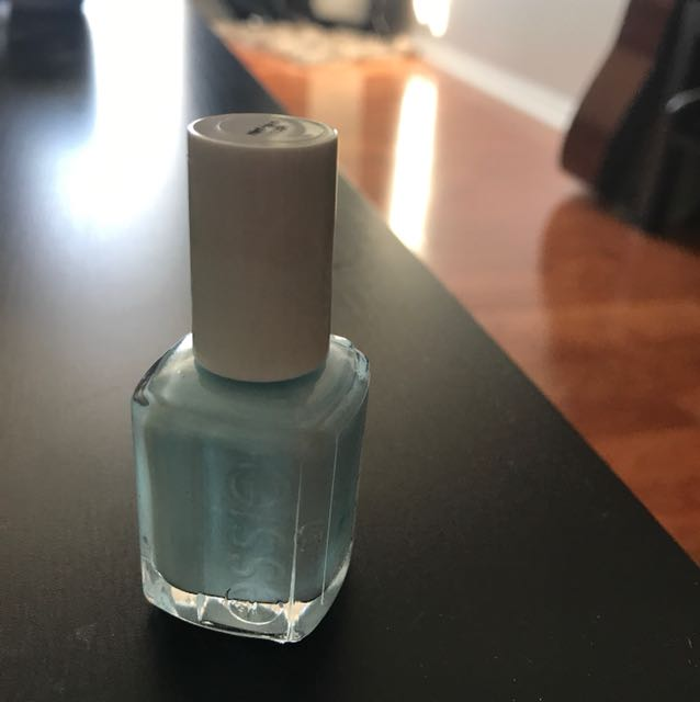 """Mint candy apple"" Essie"