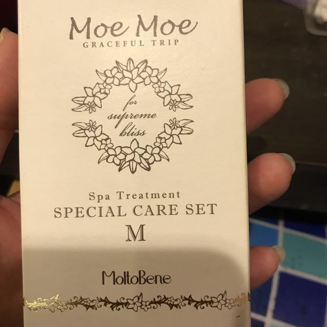 Moe moe 花萃護髮