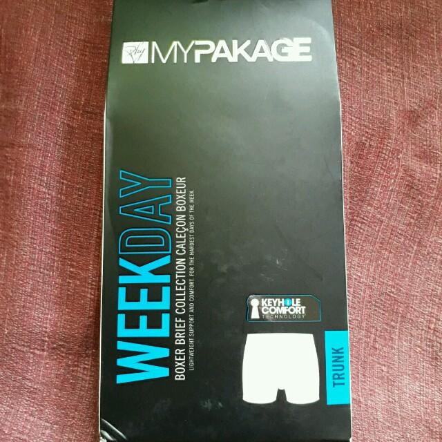MyPakage Boxer Briefs