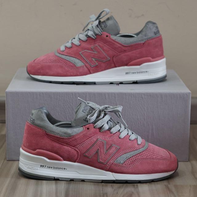 new balance 997 rose