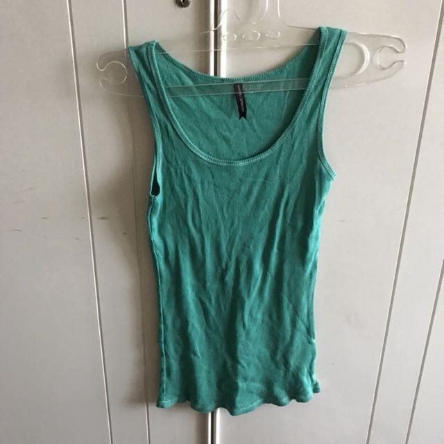 (NEW) Marks & Spencer Tosca Silver Lining Tank