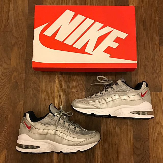 72018f7126 NIKE AIR MAX 95 QS (GS), Men's Fashion, Footwear, Sneakers on Carousell