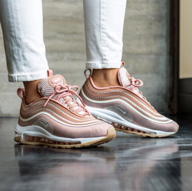 air max 97 rose gold