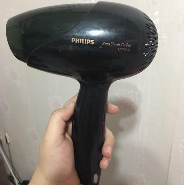 PHILIPS KERASHINE HAIR DRYER