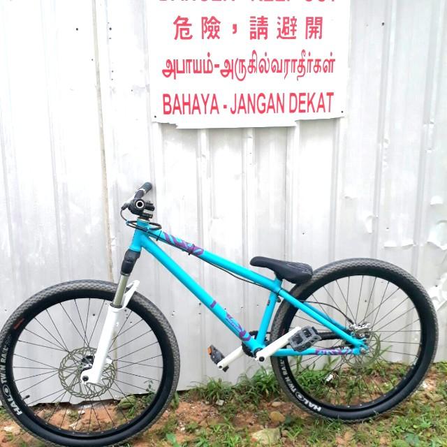 Polygon Cosmic Dirt Jump dj Bike #OK, Bicycles & PMDs