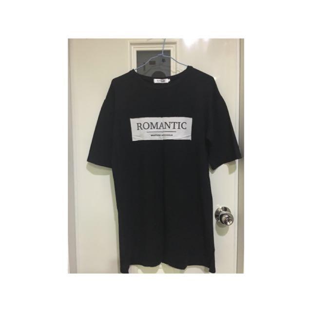 PSGB質感長版T恤
