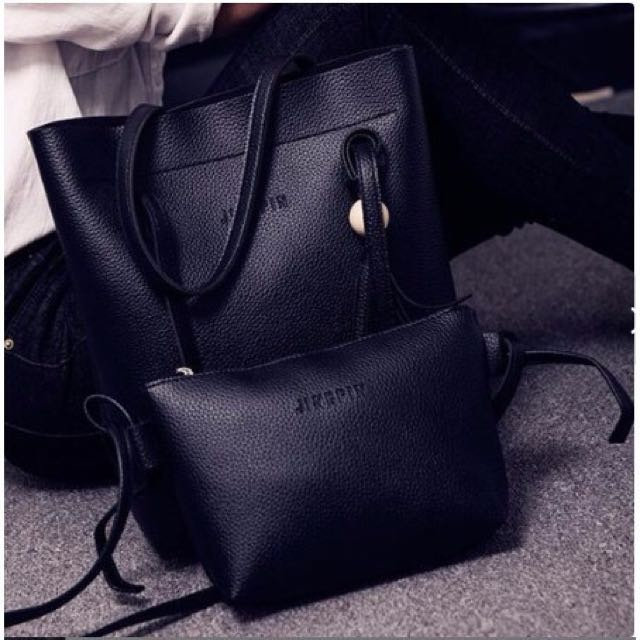 Ready stock elegant OL 3 piece bag