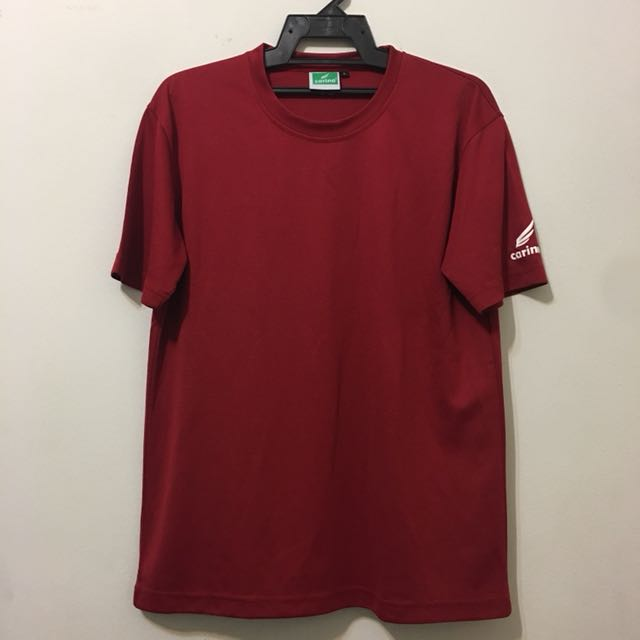 Red Sport Tee