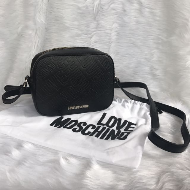 REPRICED Authentic Moschino bag (Brand new fresh from store)