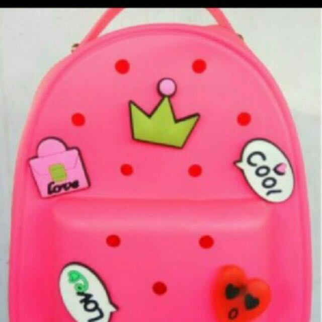 Repriced!!Crocs backpack