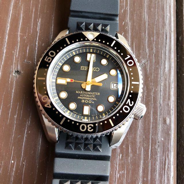 Seiko Marinemaster Sbdx012 Luxury Watches On Carousell