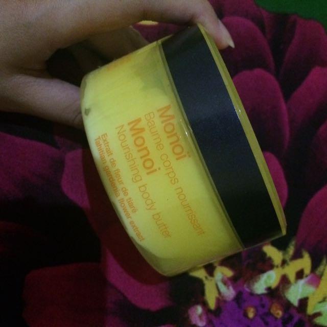 Sephora body butter monoi