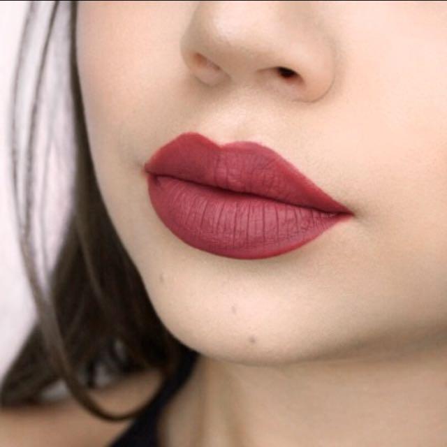 Sephora Cream lip stain #42 Rose Wood