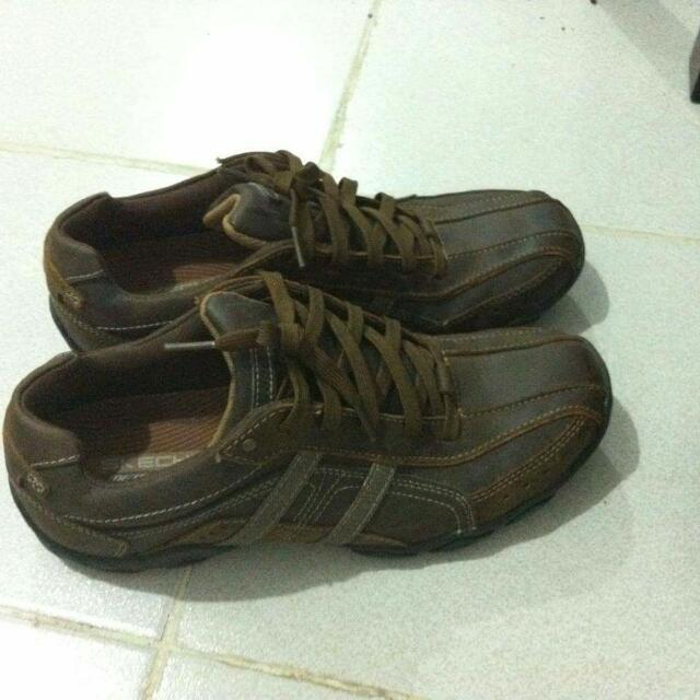 Skechers Brown Shoes New