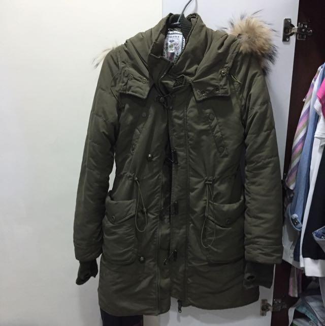 SLY n3b 軍外 大衣