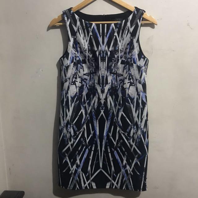 Something Borrowed Shift Dress