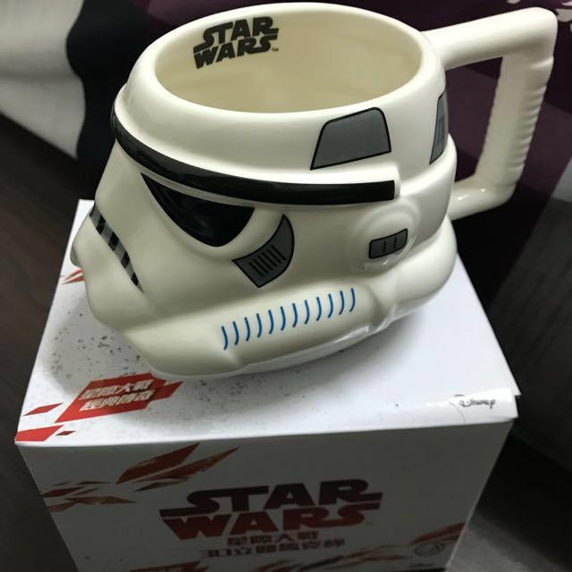 Star wars星際大戰3D立體馬克杯