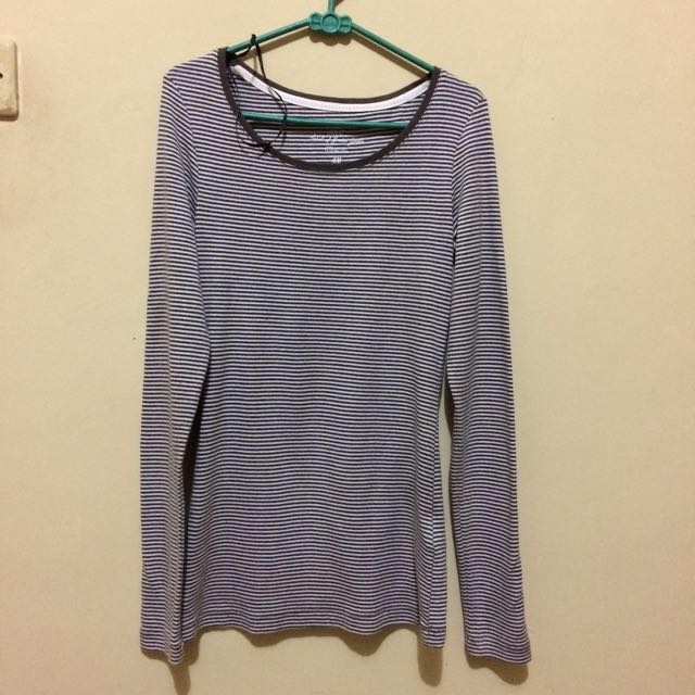 Stripe Longsleeve by h&m