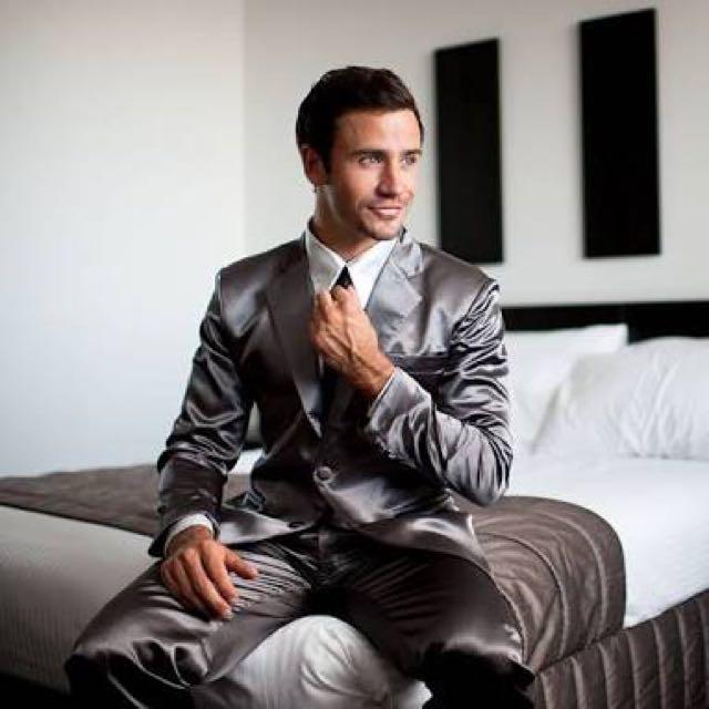 Suitjamas (male Pajamas)