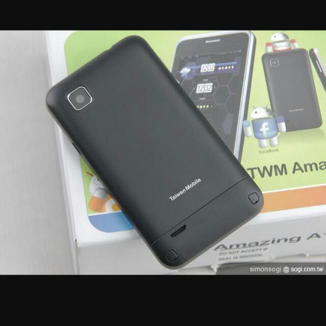 Taiwan Mobile A1