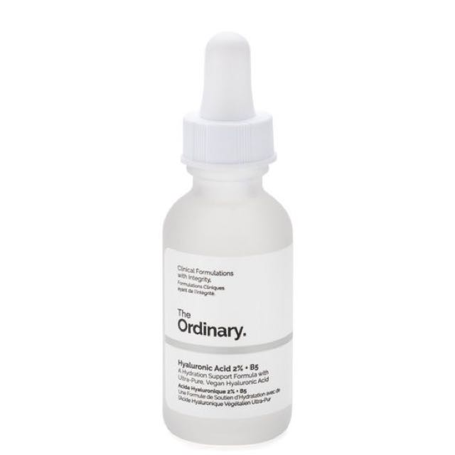 THE ORDINARY. HYALURONIC ACID 2% + B5