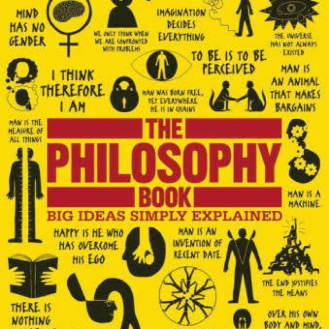 The Philosophy Book (E-book)