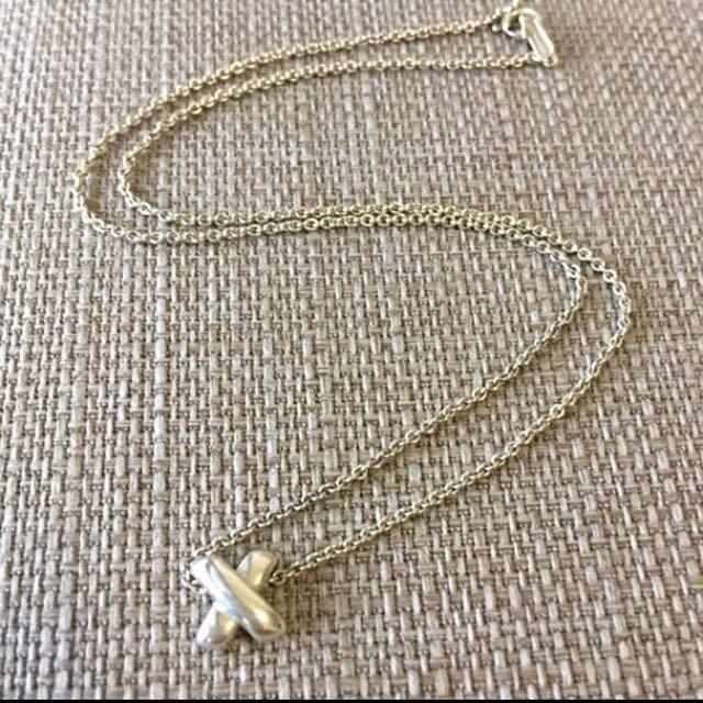 聖誕特價-正品二手Tiffany 項鍊